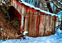 ARTOGRAPHY: BARNS, SHEDS, AND OUTBUILDINGS